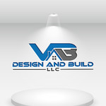 VB Design and Build LLC Logo - Entry #187