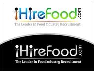 iHireFood.com Logo - Entry #93