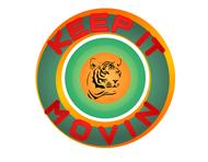 Keep It Movin Logo - Entry #444