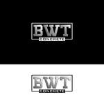 BWT Concrete Logo - Entry #435