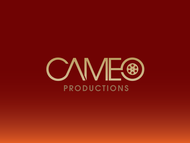 CAMEO PRODUCTIONS Logo - Entry #39