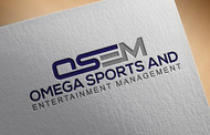 Omega Sports and Entertainment Management (OSEM) Logo - Entry #27