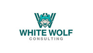 White Wolf Consulting (optional LLC) Logo - Entry #117