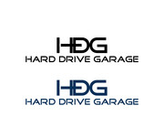 Hard drive garage Logo - Entry #7