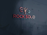 Rock Solid Seafood Logo - Entry #112