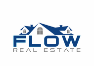 Flow Real Estate Logo - Entry #54