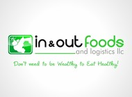 In & Out Foods and Logistics LLC Logo - Entry #2