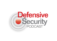 Defensive Security Podcast Logo - Entry #75