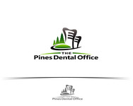 The Pines Dental Office Logo - Entry #67
