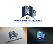 PINPOINT BUILDING Logo - Entry #141