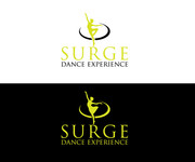 SURGE dance experience Logo - Entry #148