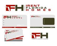 I Rent Florida Homes Logo - Entry #31