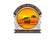 Escalante Heritage/ Hole in the Rock Center Logo - Entry #87