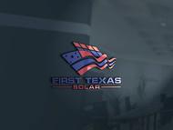 First Texas Solar Logo - Entry #126