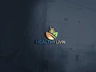 Healthy Livin Logo - Entry #439