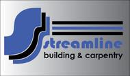 STREAMLINE building & carpentry Logo - Entry #70