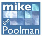 Mike the Poolman  Logo - Entry #28