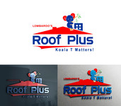 Roof Plus Logo - Entry #201