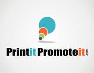 PrintItPromoteIt.com Logo - Entry #166