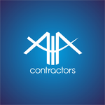 AIA CONTRACTORS Logo - Entry #40