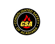 Consolidated Safety of Acadiana / Fire Extinguisher Sales & Service Logo - Entry #142