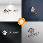 TRILOGY HOMES Logo - Entry #313