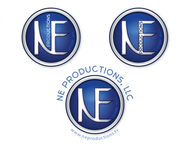 NE Productions, LLC Logo - Entry #24