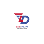 LiveDream Apparel Logo - Entry #404