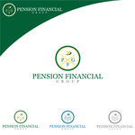Pension Financial Group Logo - Entry #121