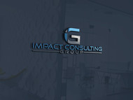 Impact Consulting Group Logo - Entry #125