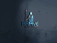 Brave recruitment Logo - Entry #29