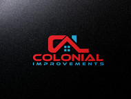 Colonial Improvements Logo - Entry #25