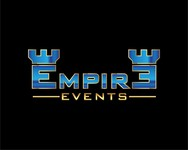 Empire Events Logo - Entry #28