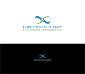 Core Physical Therapy and Sports Performance Logo - Entry #301