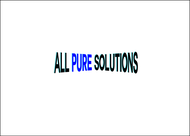 ALL PURE SOLUTIONS Logo - Entry #28