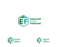 Emerald Tide Financial Logo - Entry #132