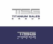 Titanium Sales Group Logo - Entry #23