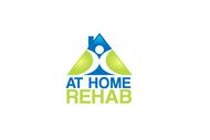 At Home Rehab Logo - Entry #88