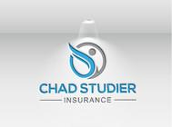 Chad Studier Insurance Logo - Entry #221