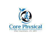 Core Physical Therapy and Sports Performance Logo - Entry #231
