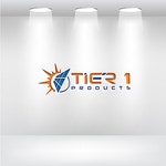 Tier 1 Products Logo - Entry #453