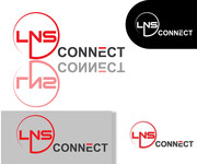 LNS Connect or LNS Connected or LNS e-Connect Logo - Entry #79