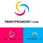 PrintItPromoteIt.com Logo - Entry #275