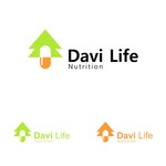 Davi Life Nutrition Logo - Entry #427