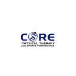 Core Physical Therapy and Sports Performance Logo - Entry #145