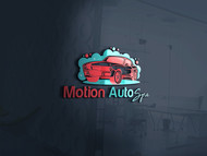 Motion AutoSpa Logo - Entry #111