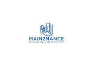 MAIN2NANCE BUILDING SERVICES Logo - Entry #55