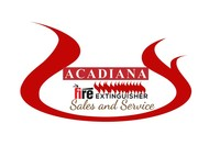Acadiana Fire Extinguisher Sales and Service Logo - Entry #294