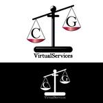 CGVirtualServices Logo - Entry #3