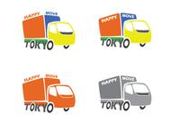 Tokyo Happy Move Logo - Entry #34